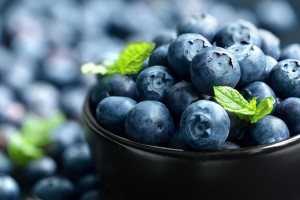 blueberries and other berries are loaded with antioxidants, including the potential nootropic pterostilbene.