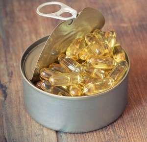 Fish and fish oil supplements are good dietary sources of the brain-healthy Omega-3, DHA.