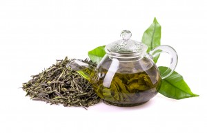 Green tea is a natural source of L-Theanine nootropic.