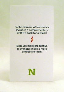 nootrobox-complimentary-card
