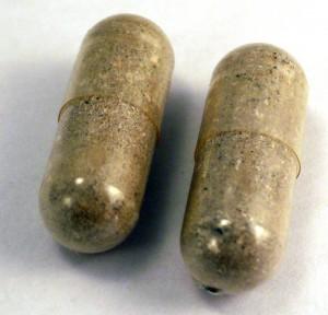 Nootrobox Rise capsules, close-up.