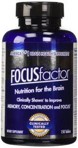 focus-factor-formula