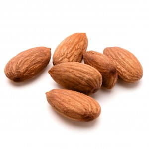 Supplying 80 mg per ounce, almonds are the best food source of magnesium.