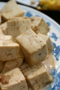 Tofu cooked Chinese style, Beijing, China. {{cc-by-sa-2.0}} by Andrew Lih