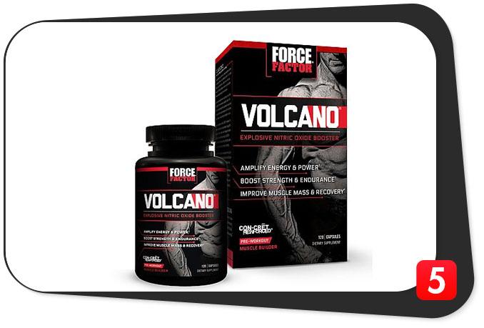 force factor volcano