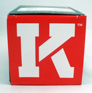 Cool Instant Knockout logo on the box top.
