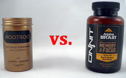 Nootroo Vs Alpha Brain Best 5 Supplements