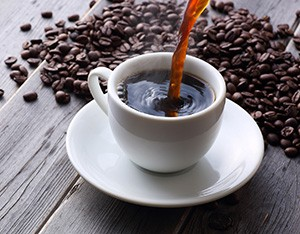 The best part of waking up? Caffeine's stimulant fat-burning activity.