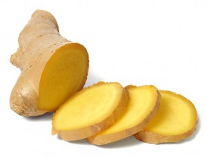 Popularly used for indigestion, ginger also has fat-burning activity.