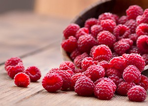 You can't just eat a lot of raspberries. You'll need a quality raspberry ketone supplement to get fat-burning results.