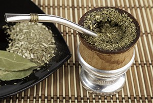 Yerba mate is popularly consumed as a hot, stimulating tea-like beverage.