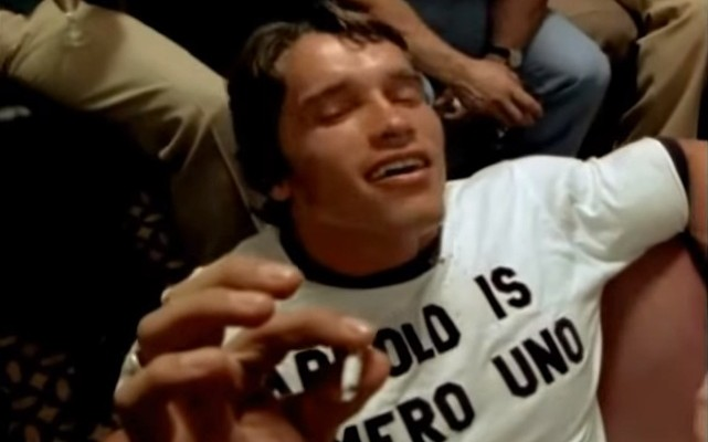 If Weed Depletes Testosterone, How do you Explain Arnold Schwarzenegger?