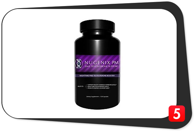 nugenix pm
