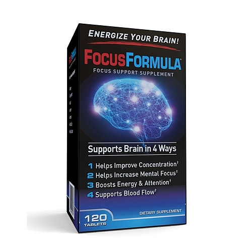 Focus Formula Review Basic Mass Market Brain Energizer