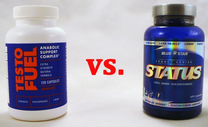 testofuel-vs-status
