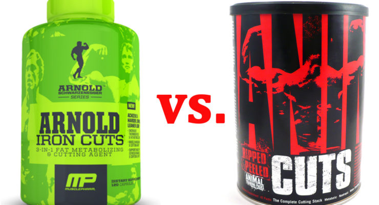 Arnold Iron Cuts vs. Animal Cuts
