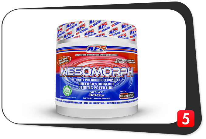 MESOMORPH Review – Morph Your Body to That of a GOD