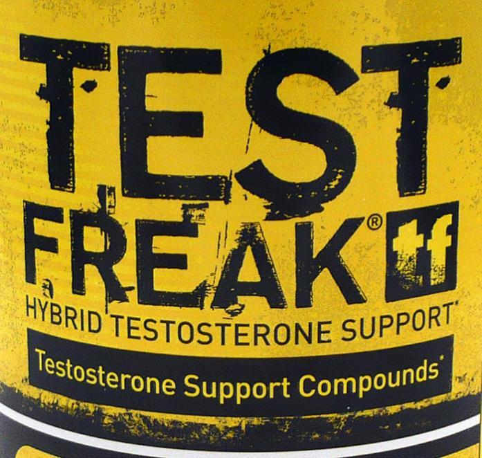 Test-Freak-T-Boost