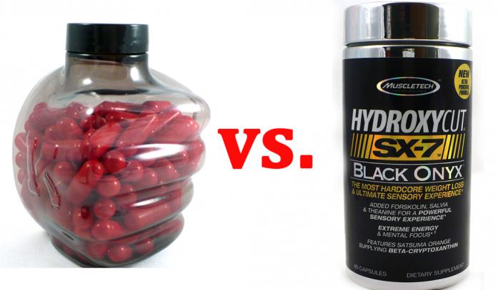 instant-knockout-vs-hydroxycut-sx-7-black-onyx
