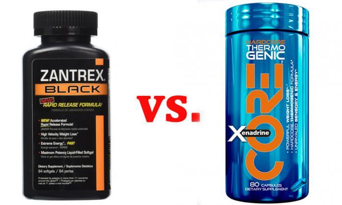zantrex-black-vs-xenadrine-core