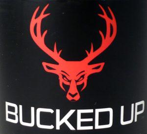 Bucked Up has got one badass logo.