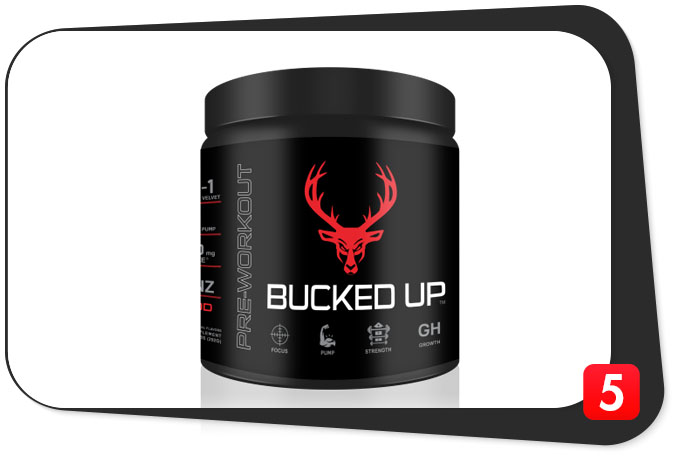 Bucked Up Review – Shotgun Blast of PWOs for Pumps & Performance