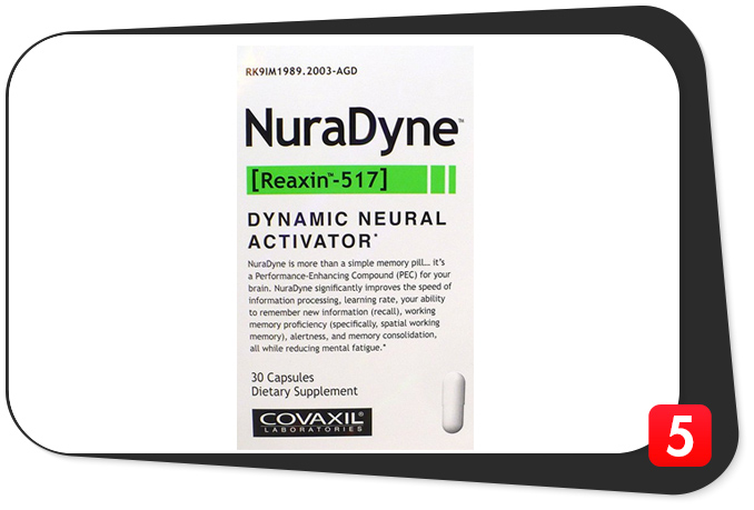 NuraDyne Review – Bacopa+Caffeine Smart Pill, Cut With Fairydust