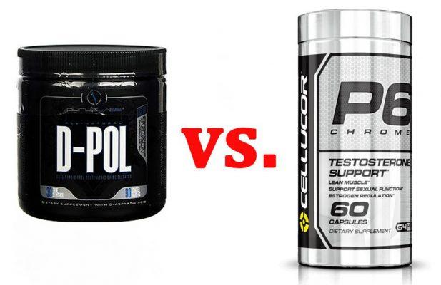 D-Pol vs. P6 Chrome