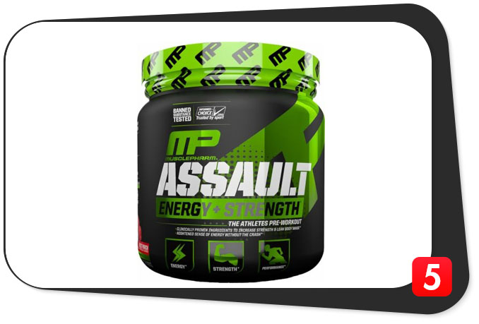 MusclePharm Assault Review – Go into Battle with Each Scoop