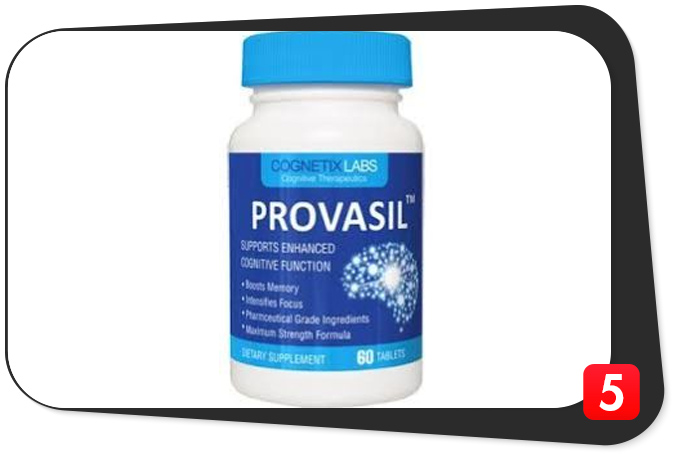 Provasil Review – Good Nootropics, All Doses Shown… But Most Too Low