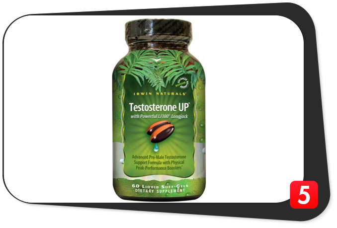 Testosterone UP Review – Jacks UP T, Downs DHT (2018 Update) - Best