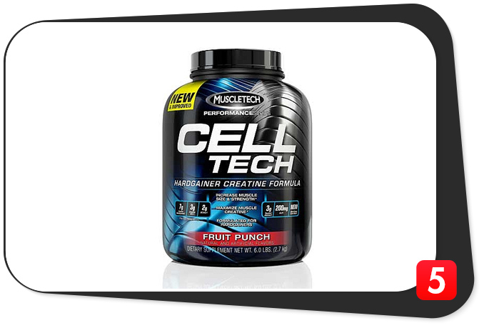 MuscleTech Cell Tech Review – All In For Creatine!