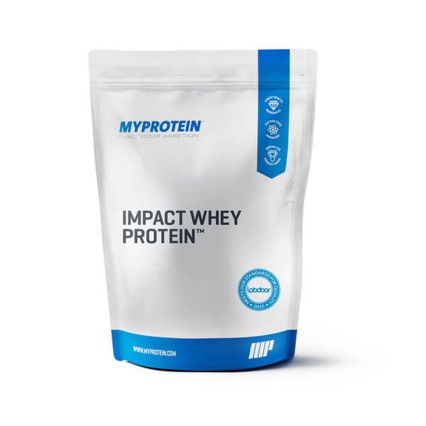 MyProtein Impact Whey Protein Review