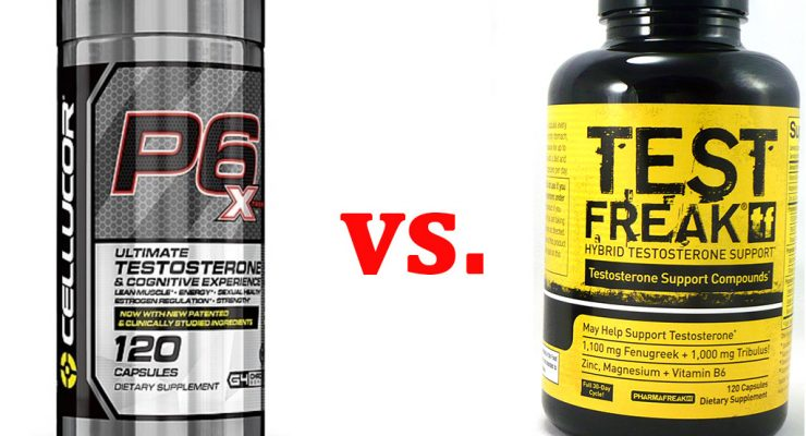 P6 Xtreme vs. Test FREAK