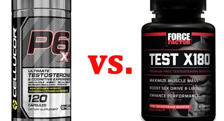 P6 Xtreme vs. Test X180