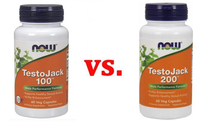 testojack-100-vs-testojack-200