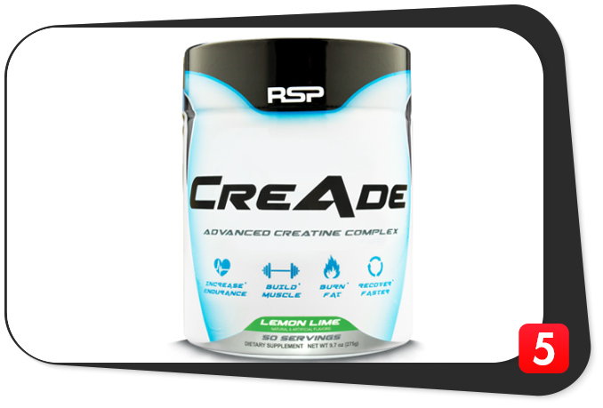 RSP CREADE Review – Smooth Name, Smoother Formula