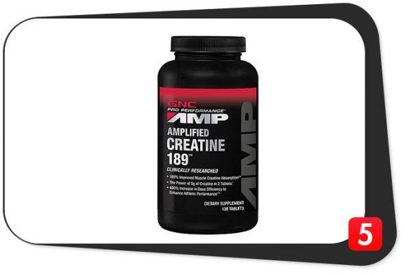 amp creatine 189
