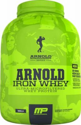 Arnold IRON WHEY Review – Taste the Golden Era of Bodybuilding