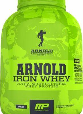 Arnold IRON WHEY Review – Taste the Golden Era of Bodybuilding