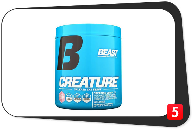 BSN Creature Review – Premium 5X Blend for Strength, Growth & Recovery