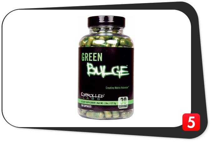 Controlled Labs Green Bulge Review – Fast Absorbing and Synergistic Blend