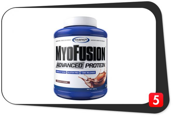 Gaspari Nutrition MyoFusion Advanced Protein Review – The Ultimate Time-Release Blend?