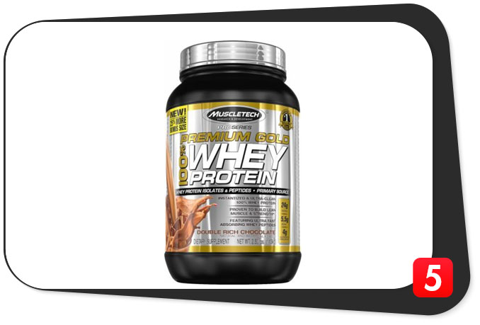 MuscleTech Premium Gold 100_ Whey Protein