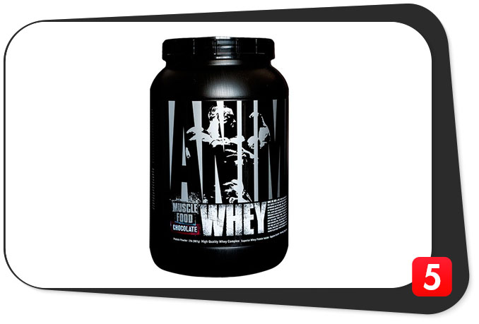 Universal Nutrition Animal Whey Review - Protein Done Right? - Best 5 Supplements