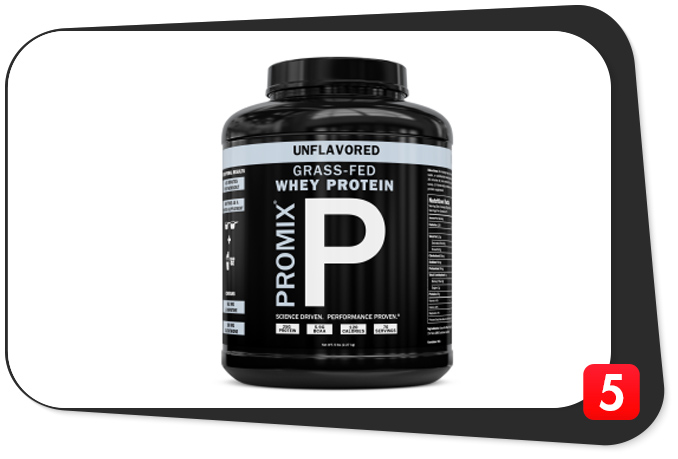 PROMIX Grass-Fed Whey Protein Review - Muscle Up the