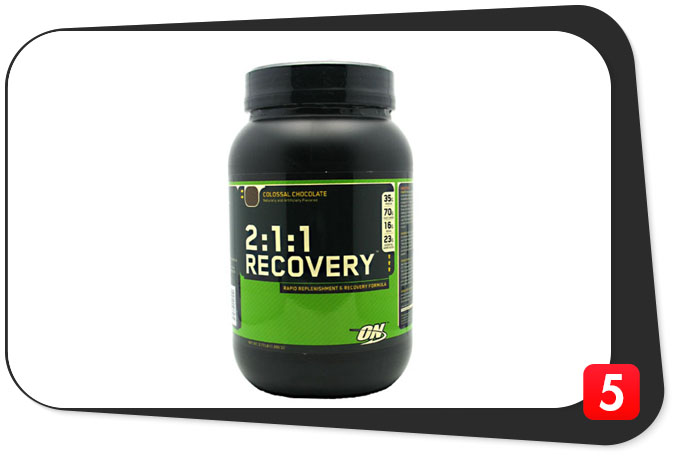 Optimum Nutrition 2,1,1 Recovery