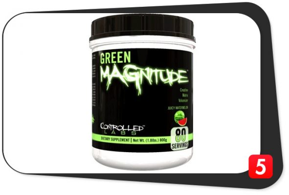 green-magnitude