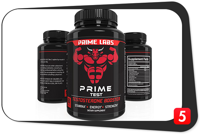 Prime Test Review - It's Full of Bull Alright - Best 5 Supplements