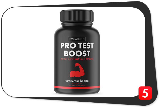 Pro Test Boost Review - Not for Muscles, Except the One in